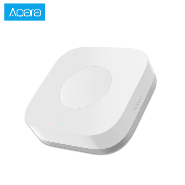 Aqara スマートワイヤレススイッチキーインテリジェントアプリケーションでリモート制御 zigbee 無線 biult ジャイロ xiaomi mijia mi ホーム