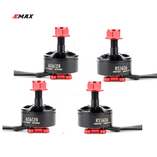 Emax 1606 rs1606 3300kv 4000kv motor sem escova 3 4s para rc zangão fpv que compete multi rotor
