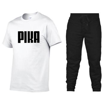 Home exercise t-shirt + pants two-piece men's foreign trade house home leisure T-shirt+pant outside men's set платье foreign trade 2014