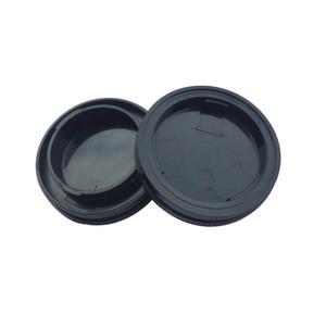 Image 3 - 10 Pairs camera Body cap + Rear Lens Cap for Sony NEX NEX 3 E mount