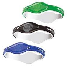 Silicone pro power balance pulseira pulseira com holograma