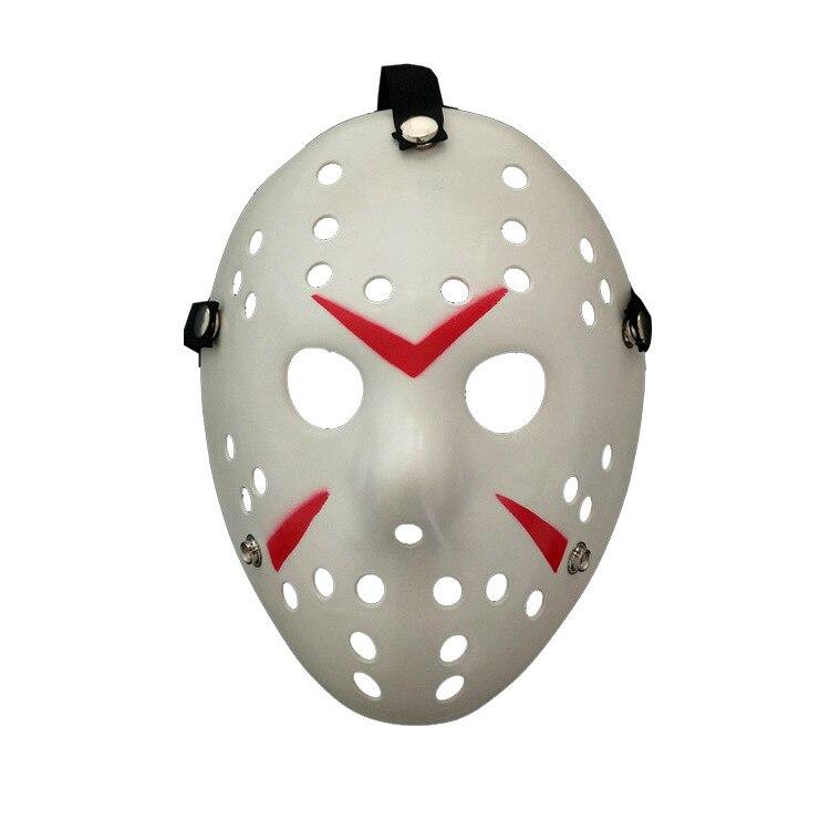 Image 3 - Stylish Jason Voorhees Friday the 13th Horror Hockey Mask Scary Halloween Mask Party MasksParty Masks