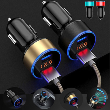 Car Accessories 3.1A Dual USB Car Charge