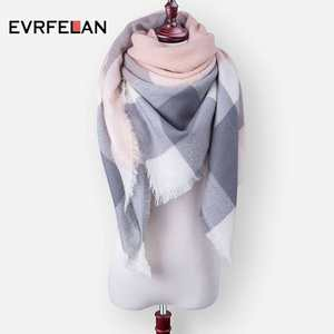 SKnitted Scarf Wrap P...