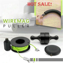 Enhebrador magnético profesional, extractor de cables Mag, dispositivo de fácil uso, herramienta manual, herramientas de mano