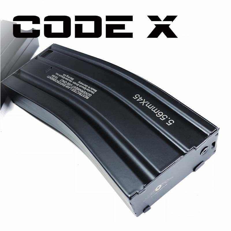 Mã X Sản Phẩm Mới Nhất Wbb Gel Bóng Jinming 8 M4A1 Gen 8 Kim Loại Tạp Chí Hội Gel Bóng Chơi Phụ Kiện HK416D 3.0