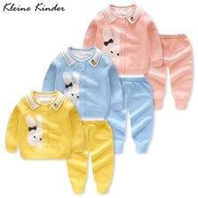 Набор свитеров из 2 предметов для малышей набор маленьких детей