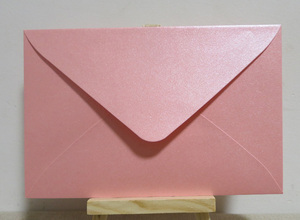 "Image 5 - 50pcs 17x11cm(6.6"" x 4.3"") 120g Pearl Color Paper Envelope for Invitation Greeting Card Postcard"