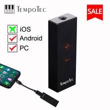مضخم ضوت سماعات الأذن TempoTec سوناتا HD برو HiFi فك ل أندرويد الكمبيوتر USB نوع C إلى 3.5 مللي متر محول DAC المحمولة الصوت خارج