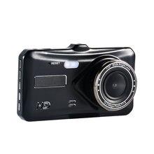 Видеорегистратор uncom 4 дюймовый видеорегистратор с двумя камерами