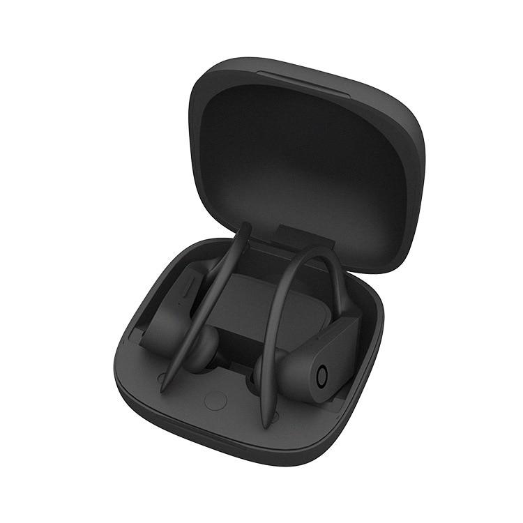 Applicable Apple Bluetooth Earphones Beats Power Beats Pro Wireless Sports Bluetooth Headset Tws5. 0