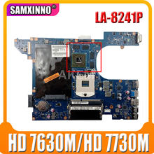 LA-8241P placa-mãe CN-06D5DG para dell inspiron 15r 5520 7520 portátil placa-mãe hd 7630m hd 7730m 8 * memória de vídeo