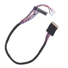 1 قطعة 40 دبوس 1 قناة 6 بت LED LCD LVDS كابل الشاشة للعرض