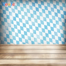Yeele Oktoberfest Carnival Party Wood Squares Decor Photography Backdrops Personalized Photographic Backgrounds For Photo Studio