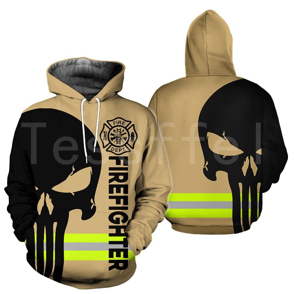 Tessffel Firefighters Suit Firemen superhero Harajuku Tracksuit NewFashion 3DPrint Zipper/Hoodies/Sweatshirt/Jacket/Men/Women s5