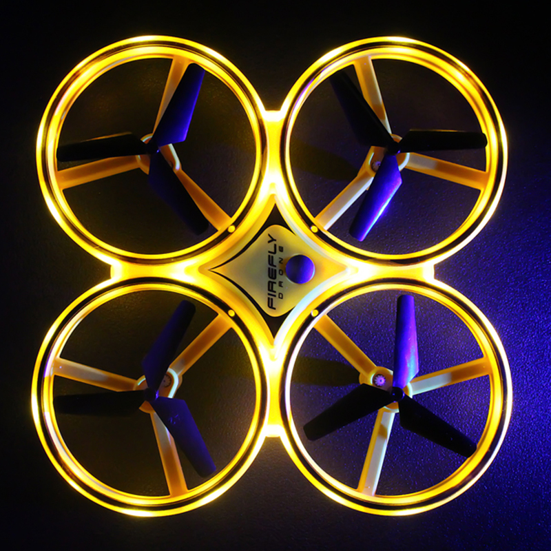 Colorful LED Kids Drone