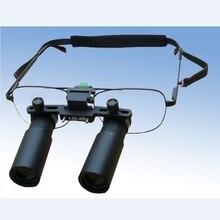 מקצועי רפואי השיניים 3X 4X 5X 6X 7X כירורגי משקפת ENT קפלר אופטי זכוכית מגדלת מיקרוכירורגיה מגדלת משקפיים