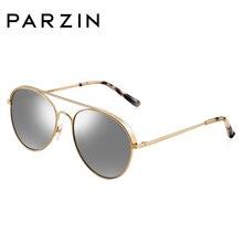 PARZIN Brand Round Women Sunglasses Men Polarized for Driving Top Grade
