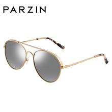 PARZIN Brand Round Women Sunglasses Men Polarized for Drivin