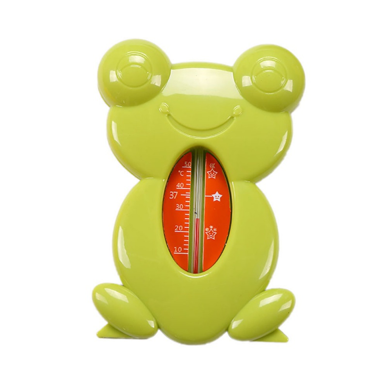 1PC Water Thermometer Cute Frog Baby Water Thermometers For Toddlers Newborn Babies Kids Bathing Baby Care Accessories Wholesale