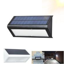 Solar LED Light With Motion Sensor 4Modes Outdoor Lighting For Garden 48LED Solar Lamps Waterproof  Wall Solar Powered Lamp