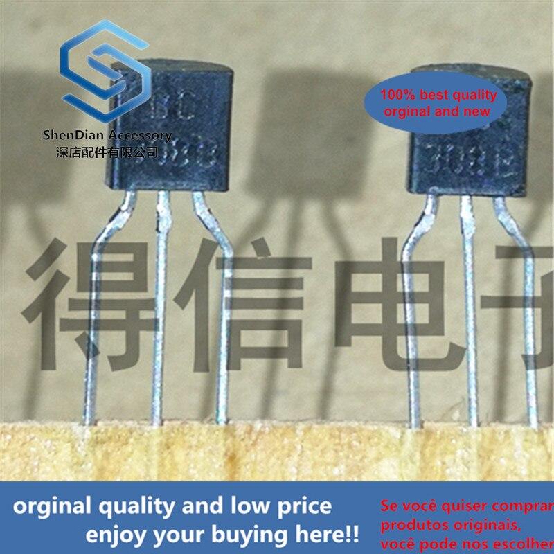 30pcs 100% Orginal New BC308B BC308 TO-92 SILICON PLANAR EPITAXIAL TRANSISTORS Real Photo