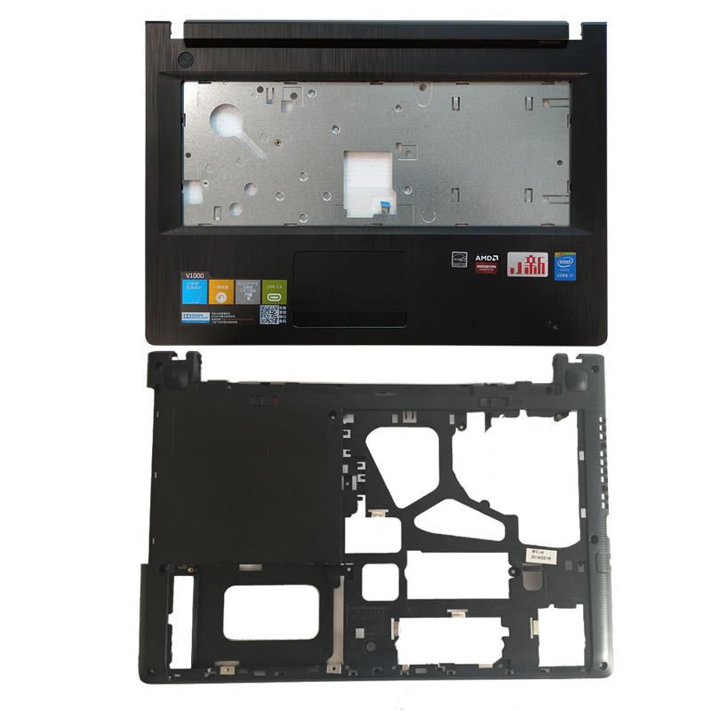 NEW for <font><b>Lenovo</b></font> G40-30 G40-45 G40-70 G40-80 <font><b>Z40</b></font>-30 <font><b>Z40</b></font>-45 <font><b>Z40</b></font>-70 <font><b>Z40</b></font>-80 G40 <font><b>Z40</b></font> Palmrest COVER with touchpad/Laptop Bottom <font><b>Case</b></font> image