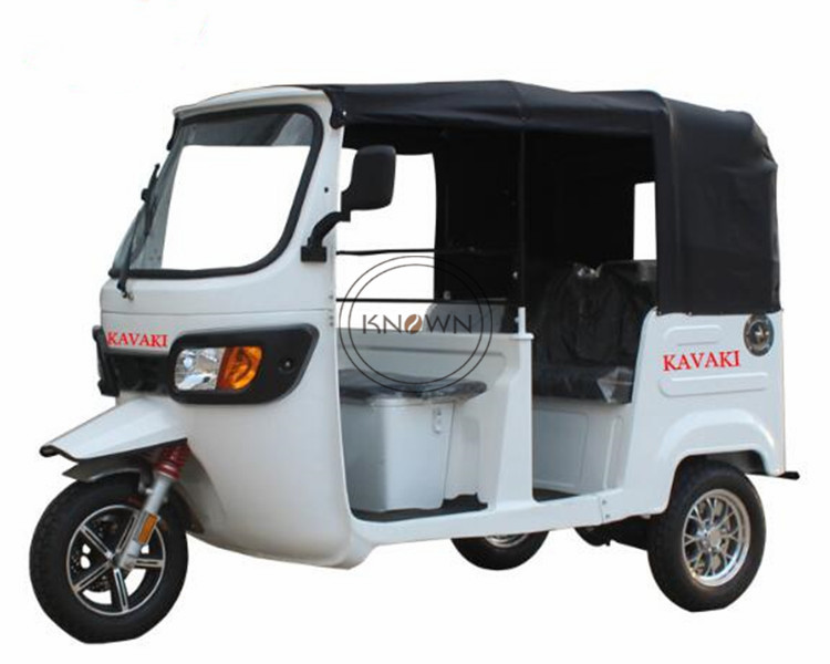 Factory Price Electric Passengers Tricycle India EuropeTaxi Three Wheels Mobile Tricycle Passenger Cart House Bike Street Truck