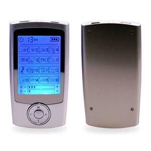 Image 2 - Smart Gesundheit 16 Modus Digitale Elektronische Impuls Massager Muscle Stimulator Schmerzen Relief Maschine Electro Therapie Körper Massage Gerät