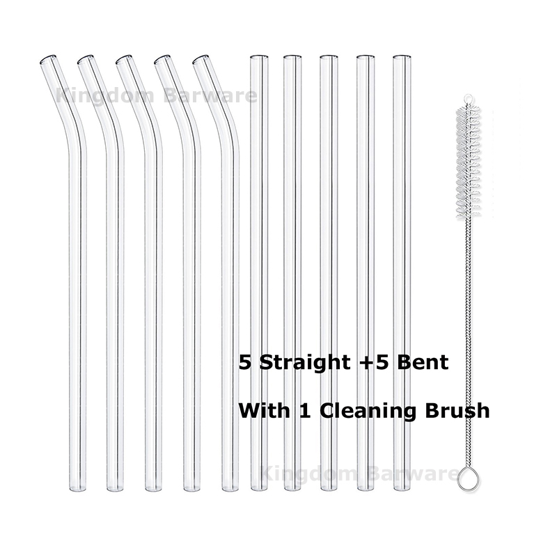 We Can Source It Made from plants 250 x Biodegradable PLA Bendy Straw Black 8//6mm Bore