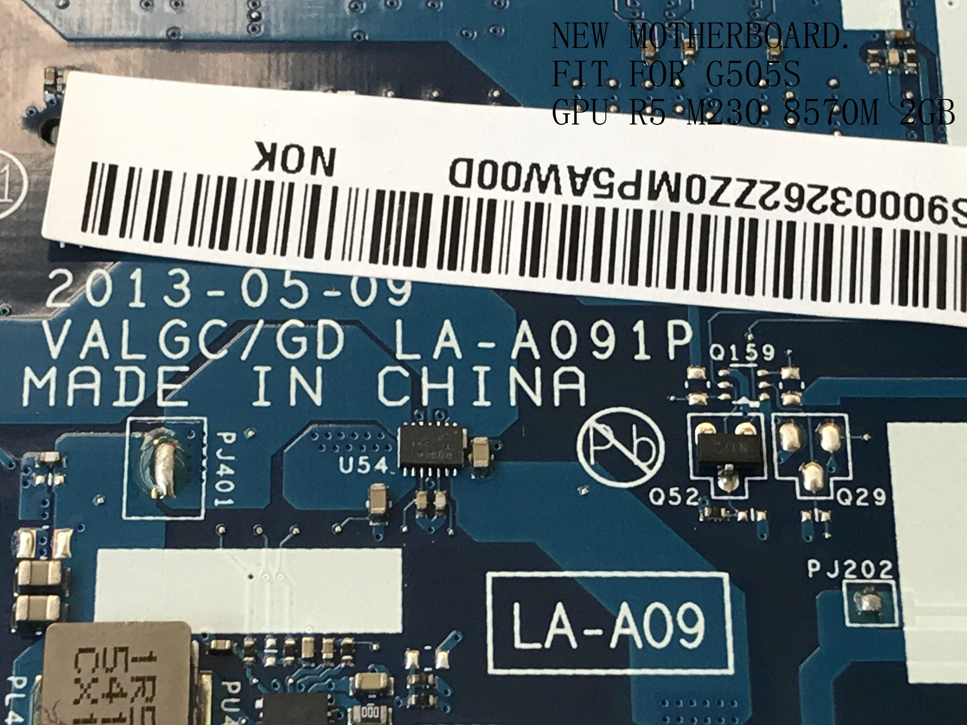 Lenovo G505 G505s Genuine BIOS//CMOS Battery Used