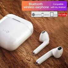 I9s True bezprzewodowe słuchawki Bluetooth 5.0 słuchawki sterowanie dotykowe z etui z funkcją ładowania wodoodporne słuchawki sportowe słuchawki Stereo