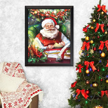 «Сделай сам» на Рождество украшение для дома подарок 5d алмазов