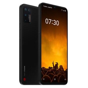 Перейти на Алиэкспресс и купить Оригинальный Новый Smartisan Nut Pro 3 мобильный телефон 6,39 дюйм8 ГБ/12 Гб RAM 128 ГБ/256 ГБ ROM Snapdragon 855 Plus 4000 мАч Android отпечаток пальца
