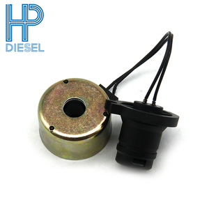 Image 1 - 4pcs/lot CATC7/C9 Pump Solenoid valve for Caterpillar 319 0670 319 0677 319 0676 319 0678 319 0675 Excavator E325D E329D E336D