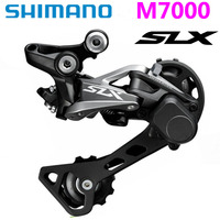 SHIMANO DEORE SLX M7000 GS MTB Bike Rear Derailleur M670/M675 Groupset New model 11 Speed 11s 22s Shifter Mountain Bicycle Parts