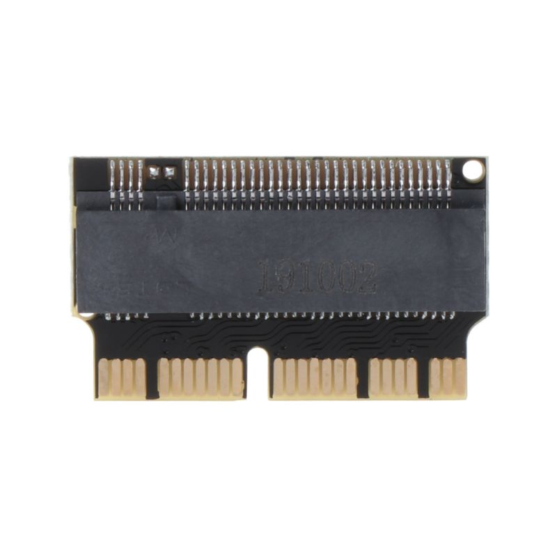 NVMe PCI Express PCIE 2013 2014 2015 To M.2 NGFF SSD Adapter Card For Macbook Air Pro A1398 A1502 A1465 A1466