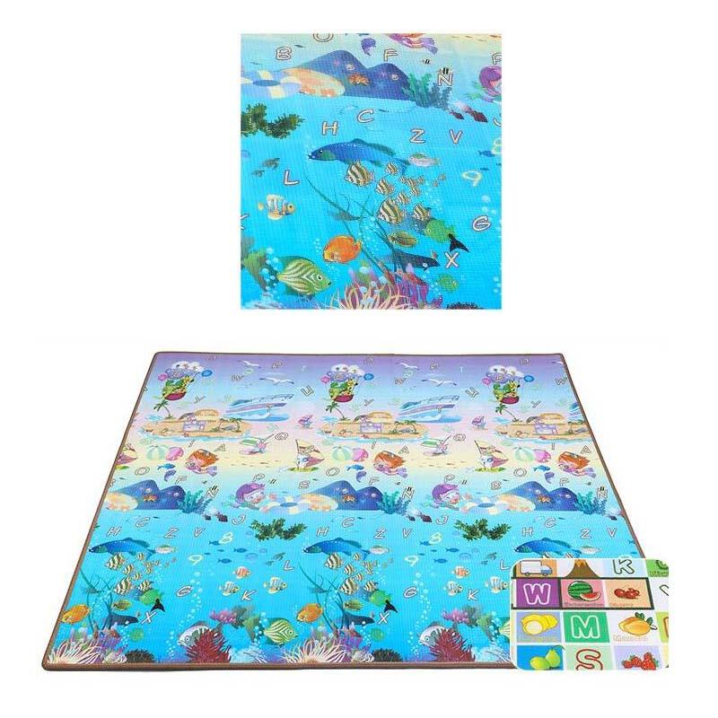 2.0CM épais bébé ramper tapis épais et insipide enfants développer tapis bébé tapis tapis d'escalade salon maison jouet jeu Pad