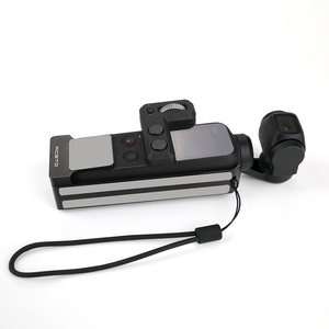 Image 1 - Osmo étui de poche cadre en aluminium poche montage Dissipation thermique boîtier coque housse de protection pour DJI Osmo accessoires de poche