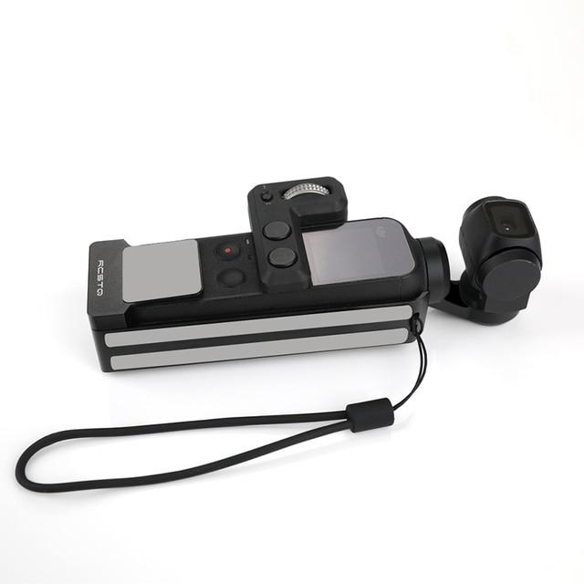 Osmo étui de poche cadre en aluminium poche montage Dissipation thermique boîtier coque housse de protection pour DJI Osmo accessoires de poche
