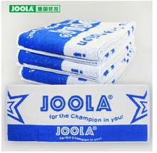 Joola Table Tennis Sport Towel Pure Cotton Rapid Cooling Ice Face Towel Quick Dry Beach Towels Summer Enduring