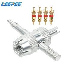Puller Tire-Valve-Stem-Removal-Tool-Valve-Stem Cleaning-Tool Car-Tire-Repair-Tools Copper-Valve