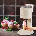 Машина для мороженого полностью автоматическая мини-фруктовое мороженое для дома электрическая DIY старомодная Мороженица