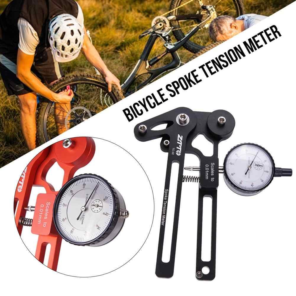 Nouveau vélo vélo compteur de tension de rayon cyclisme