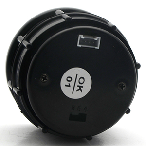 "Image 2 - 2 ""52mm Abgas Temperatur Gauge Digitale EXT Gas Temp Gauge Blau Led EGT Auto Meter Mit Sensor"