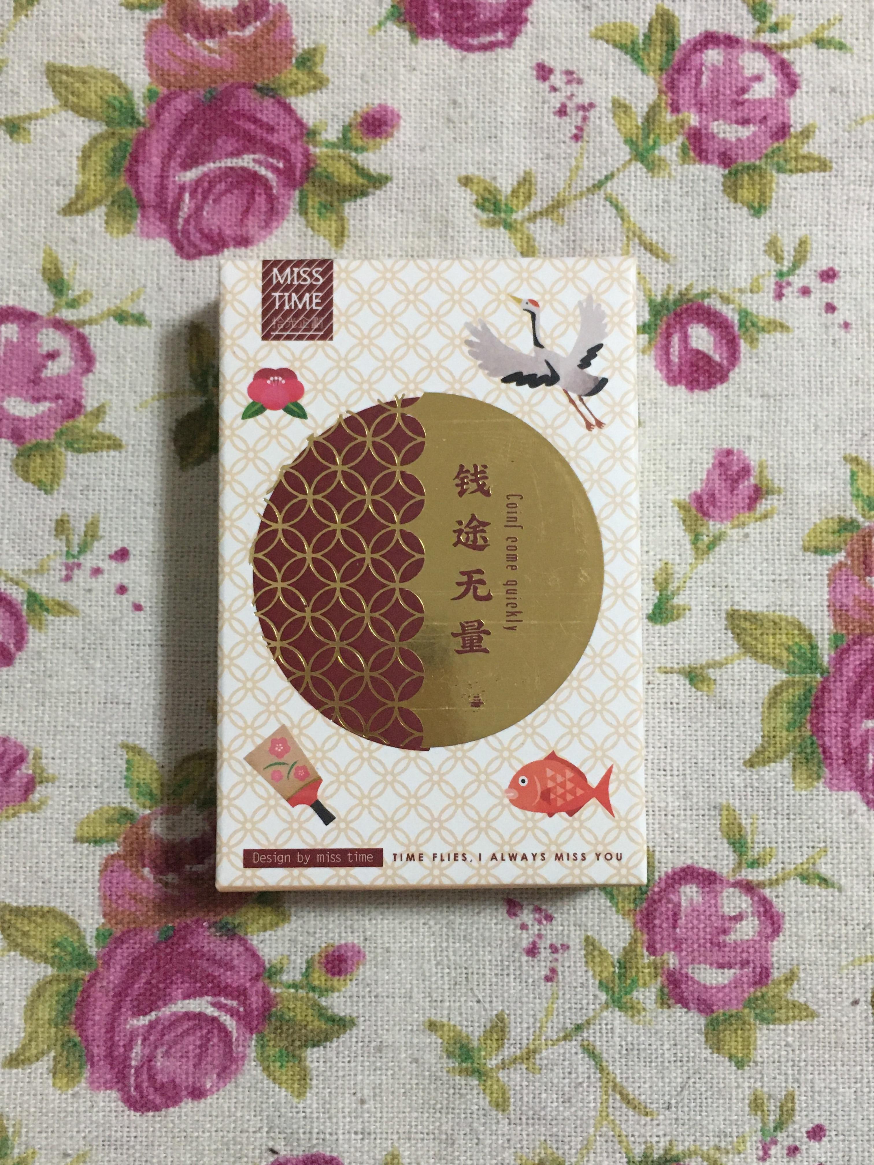 L230- Good Future Paper Lomo Cards(1pack=28pieces)