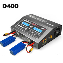 цена на RC LIpo Battery Balance Charger Discharger and Power Supply Original SKYRC D400 7S400W 20A with Built-in Charger Adpter
