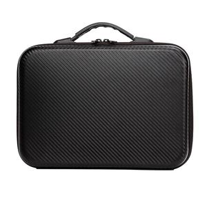 Image 3 - Hot 3C Storage Bag for DJI Mavic 2 Pro Zoom Drone Carrying Case PU Shoulder Bag for Handbag Protective Bag Backpack Drone Box Pa