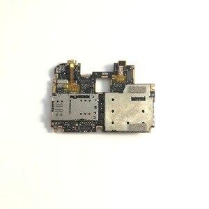 Image 2 - DOOGEE S55 kullanılan anakart 4G RAM + 64G ROM anakart DOOGEE S55 MTK6750T Octa çekirdek 5.5 inç 720x1440 ücretsiz kargo