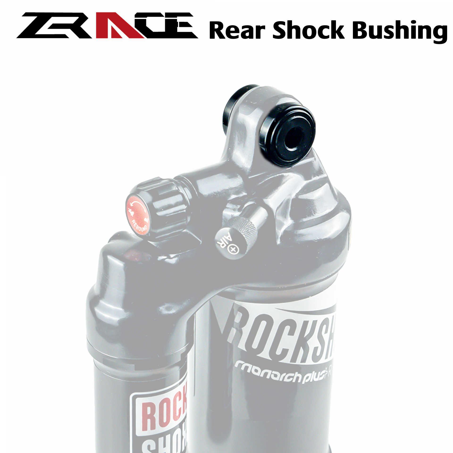 Zestaw tulei tylnego amortyzatora ZRACE dla wszystkich marek tylny amortyzator tylny tuleja do zawieszenia 22.2mm/24mm/25.4mm/38mm/41.4mm